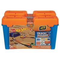 Hot Wheels Track Builder Stunt Box from Blain's Farm and Fleet