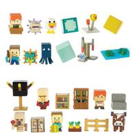 Minecraft Mini Figure Biome Packs Assortment from Blain's Farm and Fleet