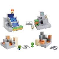 Minecraft Mini Figure Enviroments Assortment from Blain's Farm and Fleet
