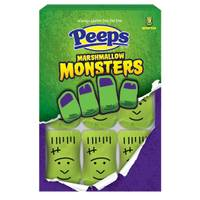 Peeps Marshmallow Monsters Candy from Blain's Farm and Fleet