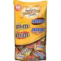 Mars Peanut & Peanut Butter Lovers Assortment from Blain's Farm and Fleet