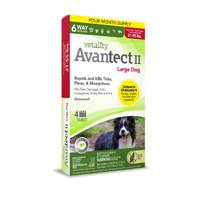 Vetality Avantect II for Large Dogs from Blain's Farm and Fleet