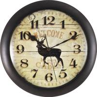 Firstime Manufactory Buck Slim Wall Clock from Blain's Farm and Fleet