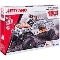Meccano 4 x 4 Race Truck from Blain's Farm and Fleet
