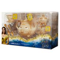 Disney Beauty & Beast Enchanted Objects Tea Set from Blain's Farm and Fleet