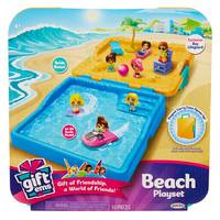 Jakks Pacific Gift 'Ems Beach Playset from Blain's Farm and Fleet