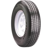 Carlisle LRE Radial HD Trailer Tire - ST225/75R15 from Blain's Farm and Fleet
