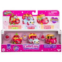 Shopkins Cutie Cars Shopkins 3-Pack Assortment from Blain's Farm and Fleet