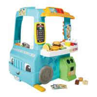 Fisher-Price Laugh & Learn Servin' Up Fun Food Truck from Blain's Farm and Fleet