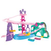 Fisher-Price Shimmer & Shine Teenie Genies Magic Carpet Adventure Playset from Blain's Farm and Fleet