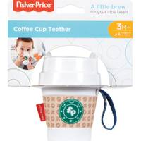 Fisher-Price Coffee Cup Teether from Blain's Farm and Fleet