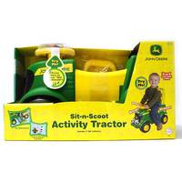 ERTL John Deere Sit N Scoot Activity Tractor from Blain's Farm and Fleet
