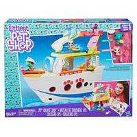 Littlest Pet Shop Cruise Ship from Blain's Farm and Fleet