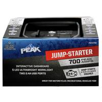 Peak 700 Amp Jump Starter from Blain's Farm and Fleet