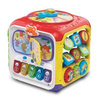 VTech Sort & Discover Activity Cube from Blain's Farm and Fleet