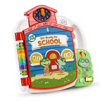 Leap Frog Tad's Get Ready for School Book from Blain's Farm and Fleet