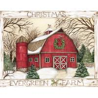Lang Evergreen Farm Boxed Christmas Cards from Blain's Farm and Fleet