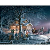 Lang Winter Wonderland Boxed Christmas Cards from Blain's Farm and Fleet