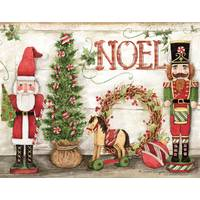 Lang Holiday Nutcrackers Boxed Christmas Cards from Blain's Farm and Fleet