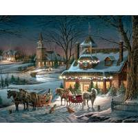 Lang Evening Rehearsal Assorted Boxed Christmas Cards from Blain's Farm and Fleet