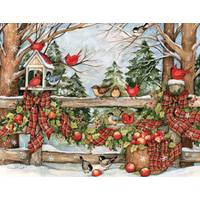 Lang Christmas Journey Assorted Boxed Christmas Cards from Blain's Farm and Fleet