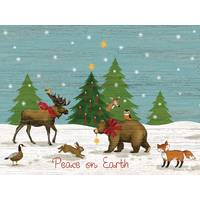 Lang Peace On Earth Classic Christmas Cards from Blain's Farm and Fleet