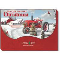 Leanin' Tree Tractor Country Christmas Cards from Blain's Farm and Fleet
