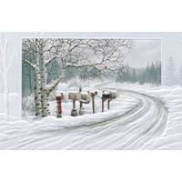 Pumpernickel Press Rural Route II Holiday Cards from Blain's Farm and Fleet
