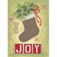 LPG Greetings Christmas Stocking Cutout Cards from Blain's Farm and Fleet