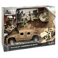 Elite Force Humvee Vehicle from Blain's Farm and Fleet