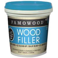Famowood 6oz Latex Wood Filler from Blain's Farm and Fleet