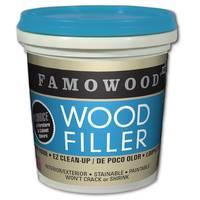 Famowood 23oz Latex Wood Filler from Blain's Farm and Fleet