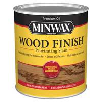Minwax English Chestnut Wood Finish from Blain's Farm and Fleet