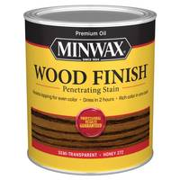 Minwax Honey Wood Finish from Blain's Farm and Fleet