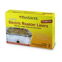 PanSaver Clear Electric Roaster Liner - 2 Pack from Blain's Farm and Fleet