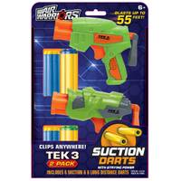 Air Warriors Tek 3 Dart Blaster 2-Pack from Blain's Farm and Fleet