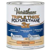 Varathane Triple Thick Polyurethane Matte from Blain's Farm and Fleet