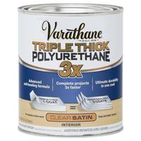 Varathane Triple Thick Polyurethane Satin from Blain's Farm and Fleet
