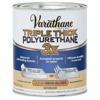 Varathane Triple Thick Polyurethane Semi-Gloss from Blain's Farm and Fleet