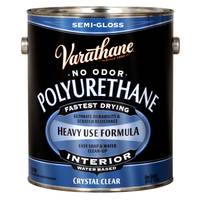 Varathane Crystal Clear Semi-Gloss Water-Based Polyurethane from Blain's Farm and Fleet