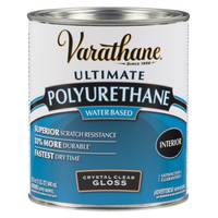 Varathane Crystal Clear Water-Based Polyurethane from Blain's Farm and Fleet