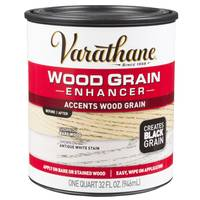 Varathane Black Wood Grain Enhancer from Blain's Farm and Fleet