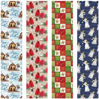 Papercraft Traditional Christmas Gift Wrap Assortment from Blain's Farm and Fleet