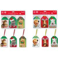 Papercraft Diecut Novelty Pet Luggage Tag Assortment from Blain's Farm and Fleet