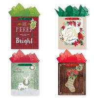 Papercraft Traditional Large Gift Bag Assortment from Blain's Farm and Fleet