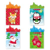 Papercraft Whimsical Large Handmade Gift Bag Assortment from Blain's Farm and Fleet