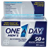 Bayer One A Day Men's 50+ from Blain's Farm and Fleet