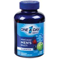 Bayer One A Day Men's VitaCraves from Blain's Farm and Fleet