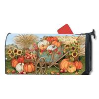 Studio M Pumpkin Wagon MailWrap from Blain's Farm and Fleet