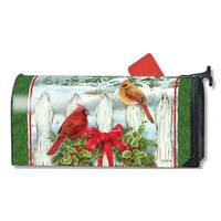 MailWraps Winter Splendor Magnetic Mailbox Cover from Blain's Farm and Fleet